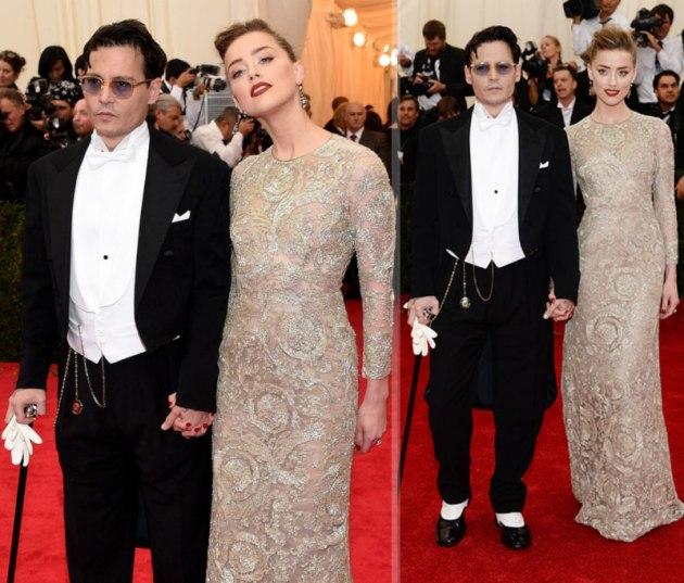 2014-met-gala-red-carpet-couples-johnny-depp-amber-heard
